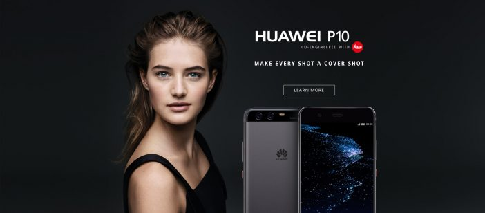 Huawei success in the west
