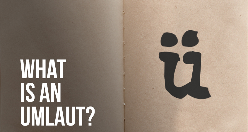 What is an umlaut