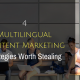 multilingual content marketing strategies