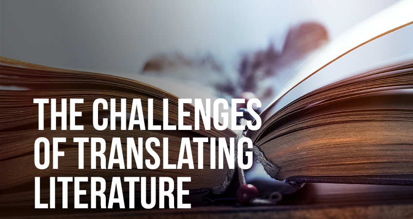 the challenges of translating literature