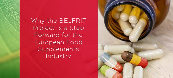 BELFRIT Supplement Industry