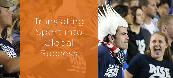 Translation & Interpreting in Sports