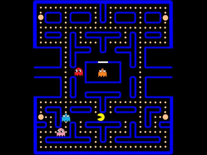 Pac Man Translation