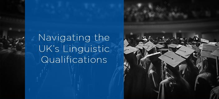 UK Translation Qualifications