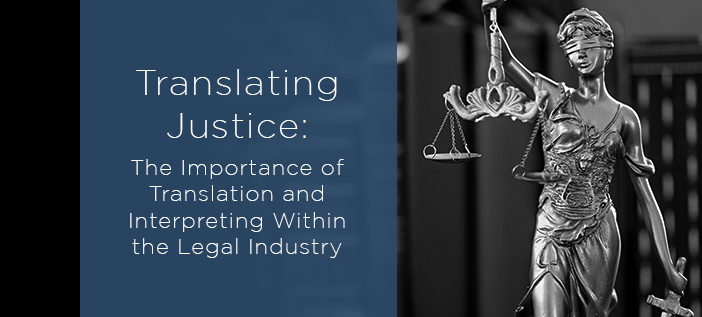 The importance of translation to the legal system,