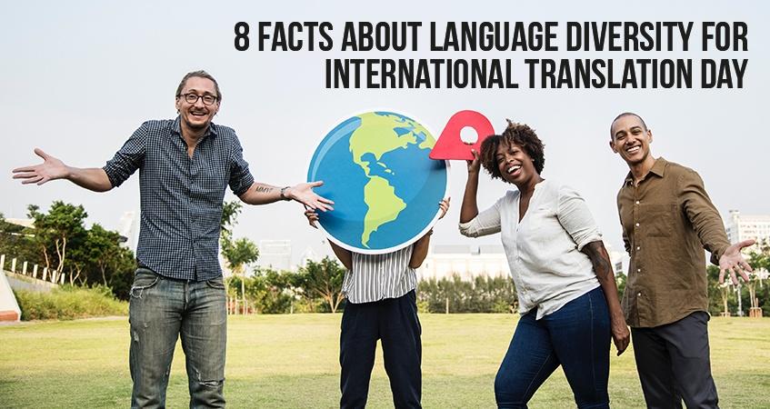 8 Facts about Language Diversity