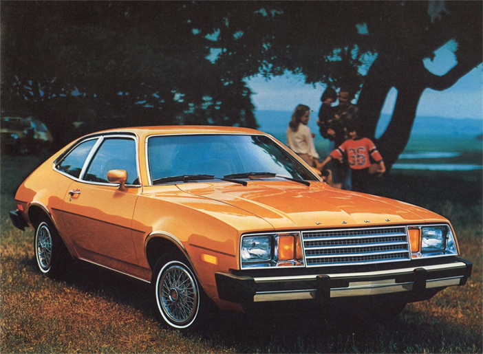 Ford Pinto Brazil