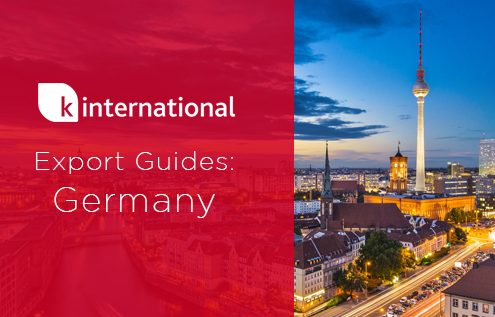 UK Export Guide for Germany