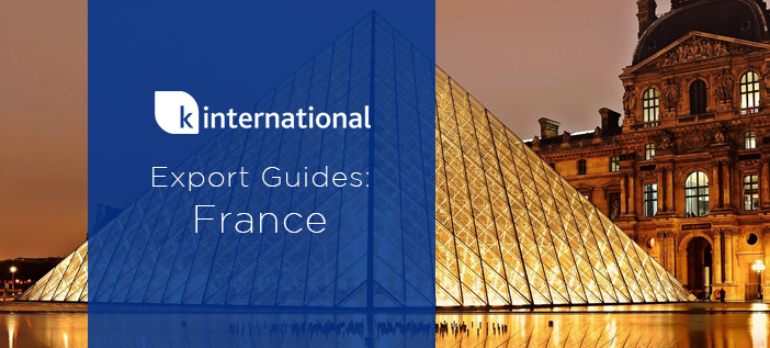 UK export guide to France
