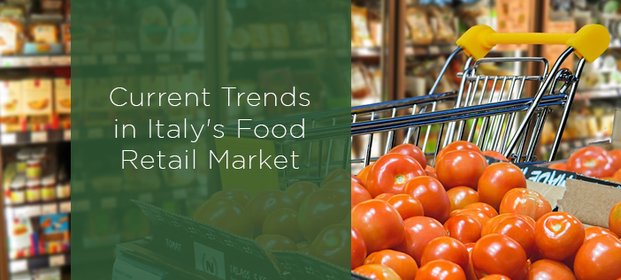 Food retail trends in Italy