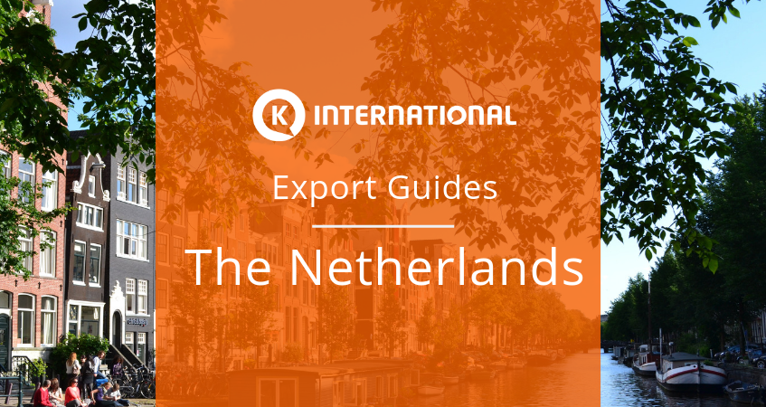 Export Guide for The Netherlands