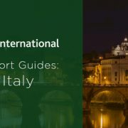 Guide to exporting to Italy