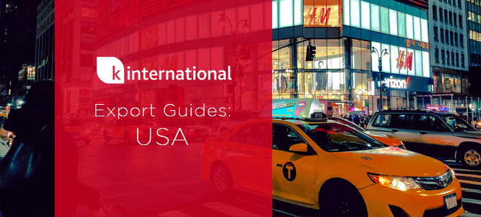 Guide for UK companies exporting to the USA