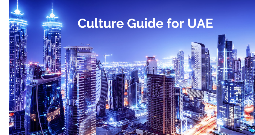 Culture Guide for UAE
