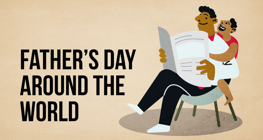 Father's Day Around The World