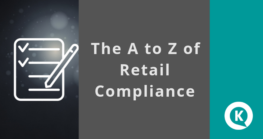 The A to Z of Retail Compliance A Checklist