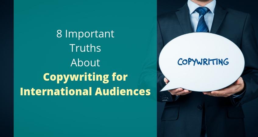 copywriting for international audiences