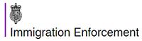 Immigration Enforcement logo