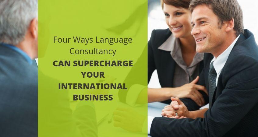 language consultancy