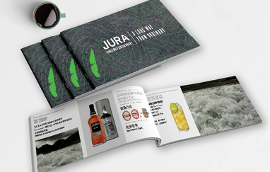 Examples of booklet design