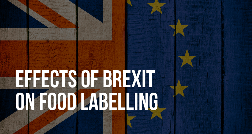 Food Labelling after Brexit