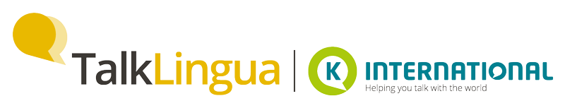 TalkLingua from K International