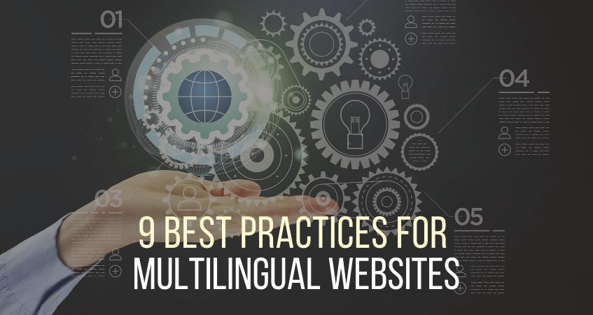 best practices for multilingual websites