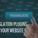 translation plugins for your website