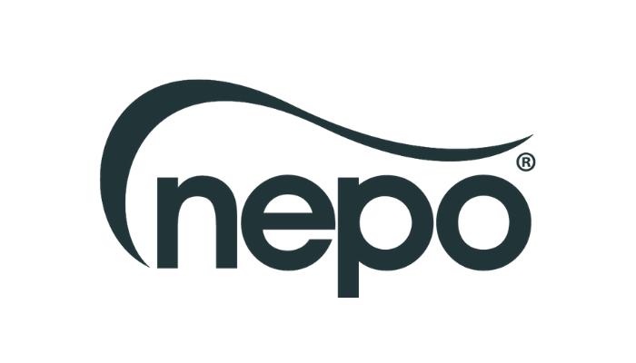 Nepo logo large
